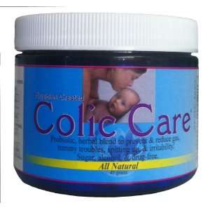 All Natural Colic Care Gripe Water Blend with Probiotics for Colic and