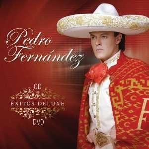 Exitos Deluxe Pedro Fernandez Music