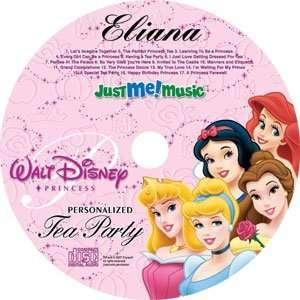 Disney Princess Tea Party Toys & Games