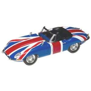 1/18 Austin Powers Shaquar Diecast Model Toy Car by ERTL