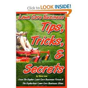 Lawn Care Business Tips, Tricks, & Secrets From The Gopher