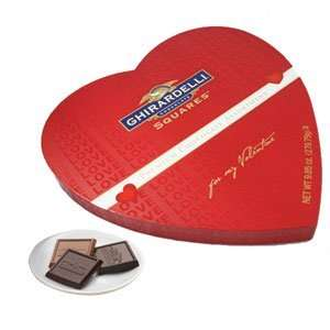 Ghirardelli Chocolate Valentines Day Love Heart Gift Box, 9.85 oz.