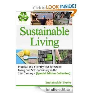 Sustainable Living (Practical Eco Friendly Tips for Green Living and