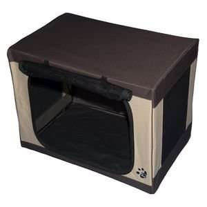 Pet Gear Travel Lite Soft Crate 21L x 15W x 15H