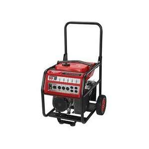 Heavy Duty 4,300 watt gas powered generator #4943 24 Home Improvement