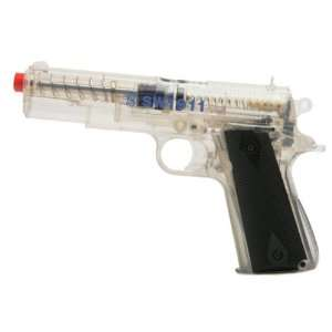 Smith & Wesson 1911 Spring Pistol, Clear Sports