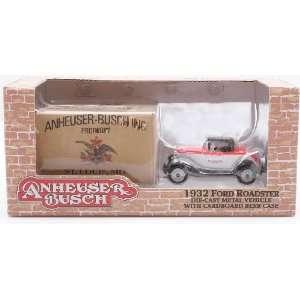 Ertl Anheuser Busch 1932 Ford Roadster Diecast: Toys & Games