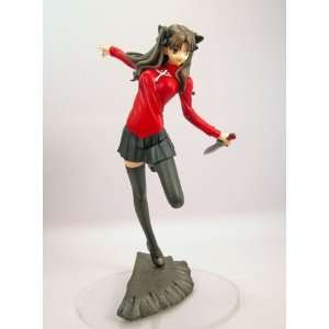 Fate Stay Night  Rin Tosaka Figure PVC Statue Figure