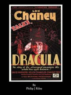 Dracula Starring Lon Chaney   An Alternate History For Classic Film