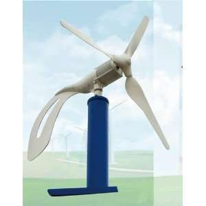 GudCraft AS200 200 Watt 24 Volt Residential Wind Turbine Generator Kit