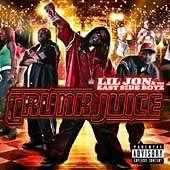 Crunk Juice PA by Lil Jon CD, Nov 2004, TVT Records Dist.