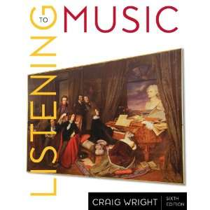 2 CD Set for Wrights Listening to Music, 6th and