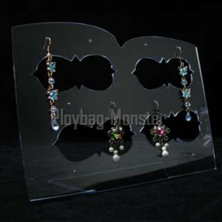Hairclip Headband Scarf Earring Shop Display Stand CL78
