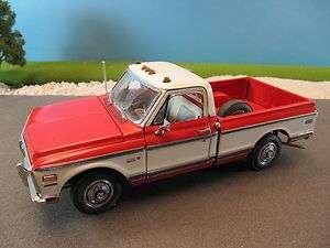 Diecast 1972 Chevrolet Chevy Cheyenne Pickup Truck MIB 124