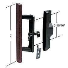 Prime Line/SLide Co Patio Door Internal Latch Handle C 1107