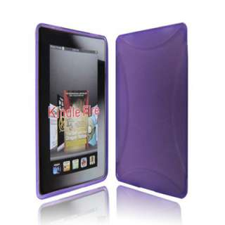 Protective TPU Silicon Skin Case Cover for  Kindle Fire 7