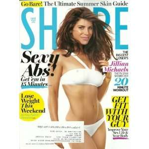 Shape Magazine May 2011 The Biggest Losers Jillian Michaels: Editors