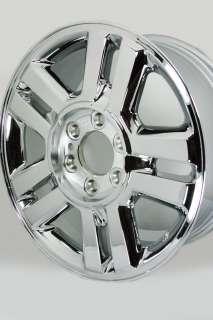 OEM Chrome 18 Ford F150 Wheel 3559 5L3Z1007HA 7L3Z1007J
