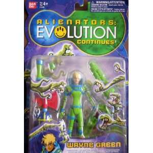 Ban Dai   Alienators Evolution Continues   WAYNE GREEN
