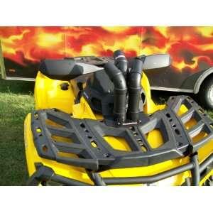 Snorkels SSCA1001 3 Stack Snorkel Kit for Can Am 800r/1000 Outlander
