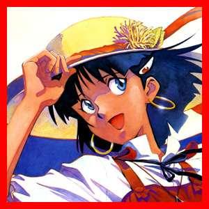 YOSHIYUKI SADAMOTO Evangelion WINGS OF HONNEAMISE Nadia FLCL Anime ART