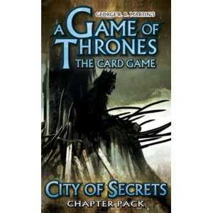 A Game of Thrones: Kings Landing   City of Secrets