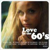 Romantic Love Songs in the 1960s Sixties 3CD Boxset