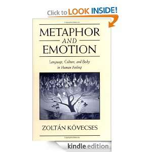 and Body in Human Feeling (Studies in Emotion and Social Interaction