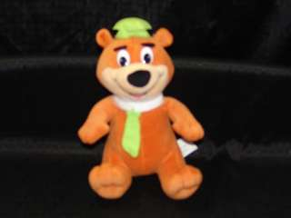 RETO CARTOON NETWORK 1997 PLUSH YOGI BEAR MOVIE TOY