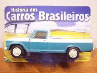 BRAZIL VINTAGE CAR CHEVROLET PICK UP C 15 1964 CHEVY