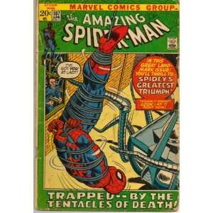 Amazing Spider Man, The No. 107 (Trapped By The Tentacles