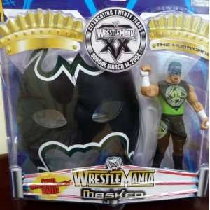 the HURRICANE   WWE Wrestling Exclusive Wrestlemania XX