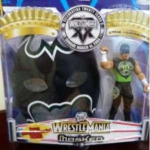 the HURRICANE   WWE Wrestling Exclusive Wrestlemania XX