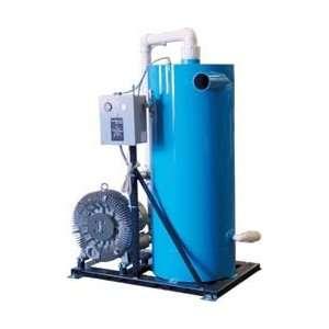 Tech West 7.5 HP Centrifugal Dry Vacuum Pump