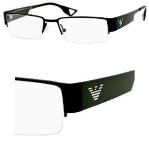 Eyeglasses Emporio Armani 9472 0NJM Matte Black Green