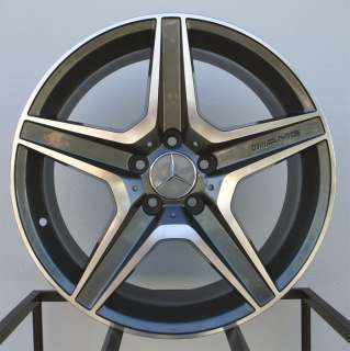 19 AMG Wheels Rims Fit E320 E350 E500