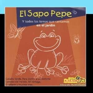 Las Canciones Del Jardín / El Sapo Pepe Musicollage