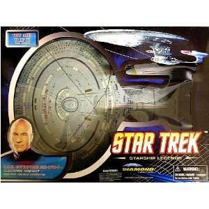 Star Trek USS Enterprise NCC 1701 D with Lights and Sound