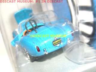 SHELBY COBRA SUPER SNAKE SHELBY COLLECTIBLES 2010 RARE