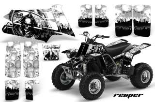 AMR RACING QUAD ATV GRAPHIC STICKER DECAL KIT YAMAHA BANSHEE YFZ 350