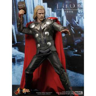 Hot Toys Thor 1/6th scale Thor Limited Edition Figurine