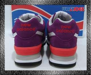 Product Name New Balance ML574KPU Grape Purple Red (2 extra pairs of