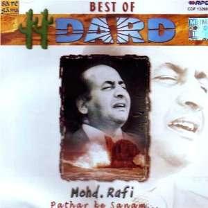 Best of dard mohammad rafi: Mohammad rafi: Music