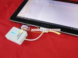 TAB 10.1 P7500 P7510 OEM USB SD MS TF Card Reader KIT OTG HOST