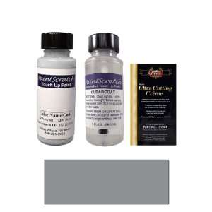 1 Oz. Medium Gray Metallic Paint Bottle Kit for 1981 Ford