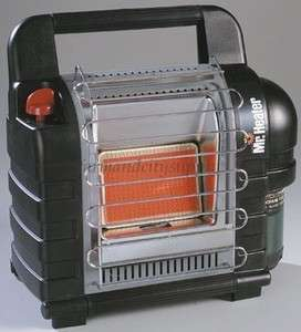 MR HEATER F232000 PORTABLE INDOOR BUDDY RADIANT HEATER