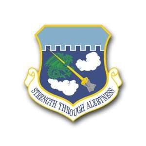US Air Force 107th Air Refueling Wing Decal Sticker 3.8 6
