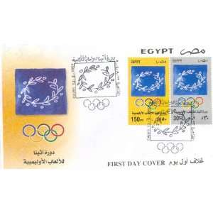 Fine Condition 2004 Olympic Games, Athens Scott #1903