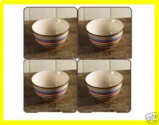 TWO AND A HALF MEN Charlie Sheen CEREAL BOWL SET OF 4