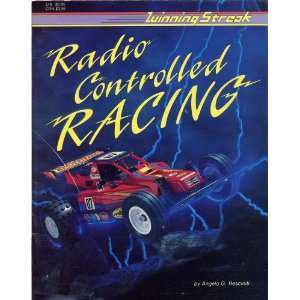 CONTROLLED RACING A Winning Streak Book by Angelo G. Resciniti (1988